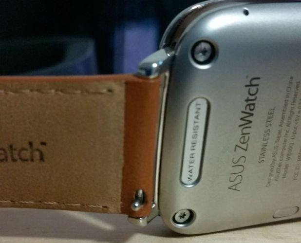 Zenwatch Pins