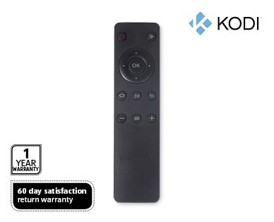 Cocoon/Kodi Android Media Player - remote