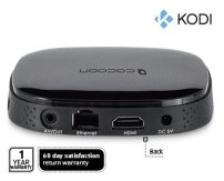 Cocoon/Kodi Android Media Player - rear