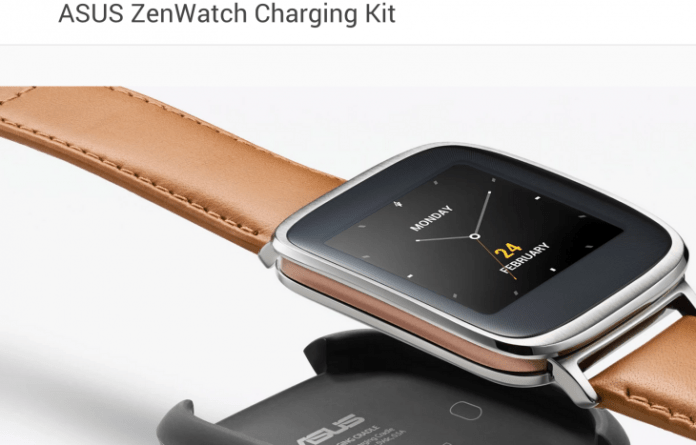 ASUS ZenWatch Charging Kit