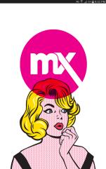 mX Welcome LAnding