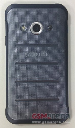 Samsung XCover 3 Rear
