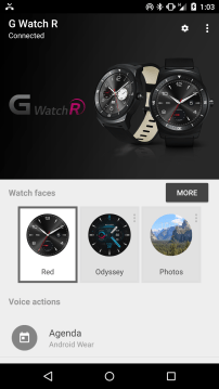 Android Wear App - Old
