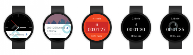 Moto 360 - Android Wear update