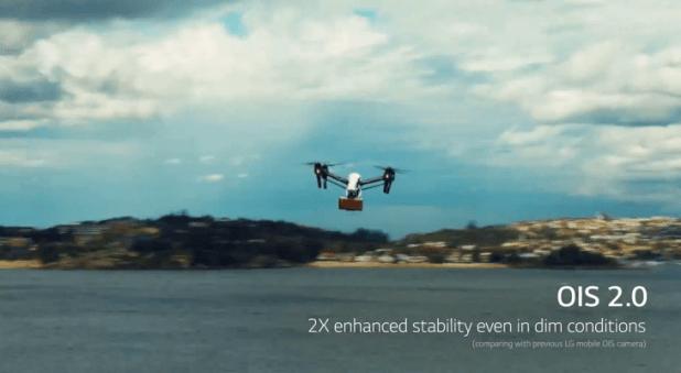 lg g4 drone