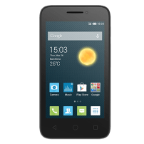 Alcatel OneTouch Pixi 3 (4.0) front view