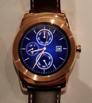 Default watchface