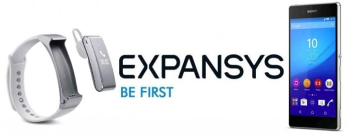 Expansys Huawei Talkband B2 & Xperia E3