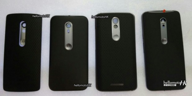 "New Droid ""Mini"", Moto G (3rd Gen.), New Droid & Moto X (3rd Gen.)"