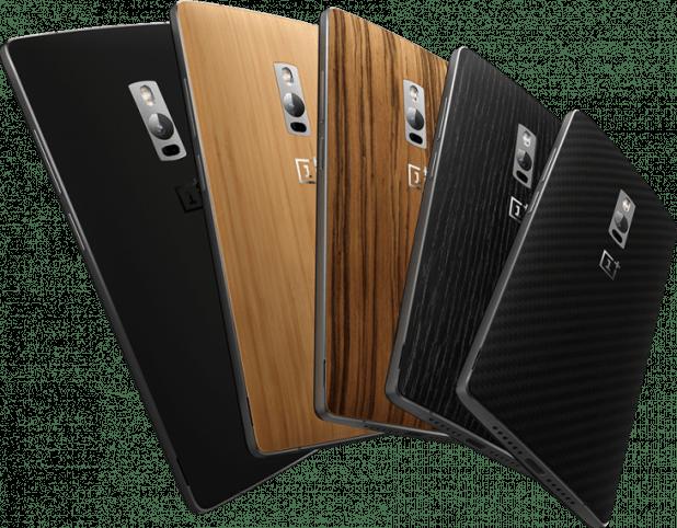 OnePlus 2 styleswap covers