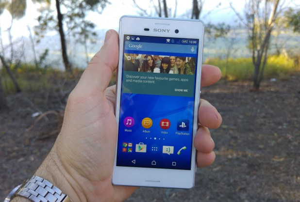 Sony Xperia M4 Aqua – Review