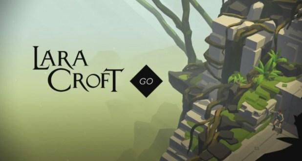 Lara Croft Go - Title