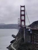 North West Golden Gate Bridge
