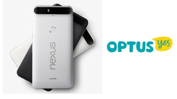Nexus 6P - Optus