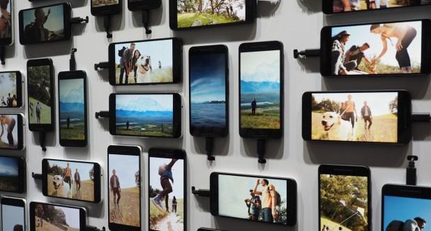 Wall of Nexus Nexus 5X Nexus 6P