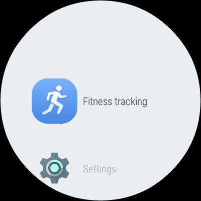 Fitness Tracking 1