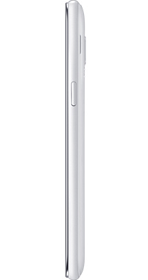 Galaxy J1 Ace 4G - Left Side View