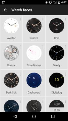 Huawei Watch Faces 1