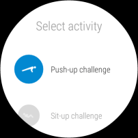Google Fit update brings Sit Up, Push Up and Squat