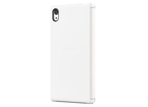 Z5 Premium Cover Silver