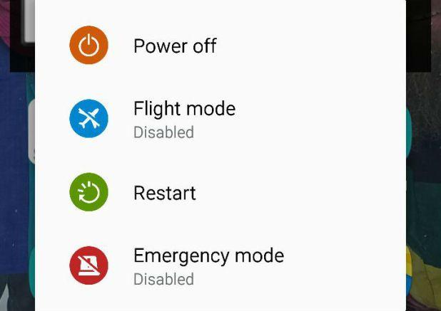 Samsung - Power options
