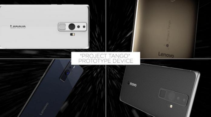 Lenovo Tango renders