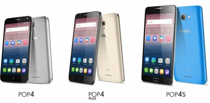 Alcatel Pop 4 Series