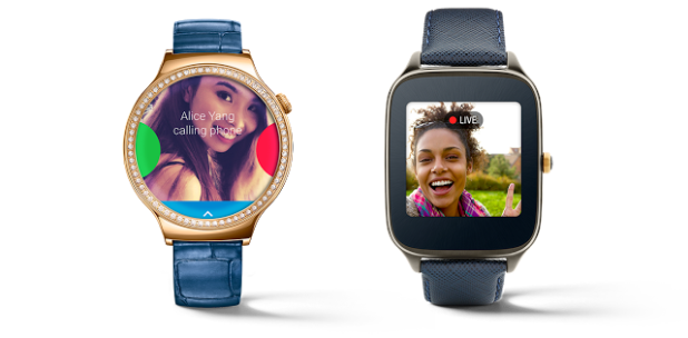 Android Wear - Designed For Your Wrist
