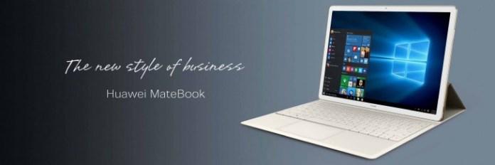 Huawei Mate Book