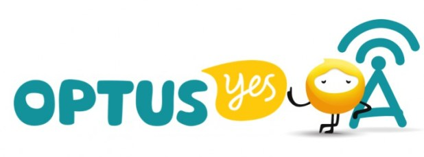 Optus Ollie Reception Banner