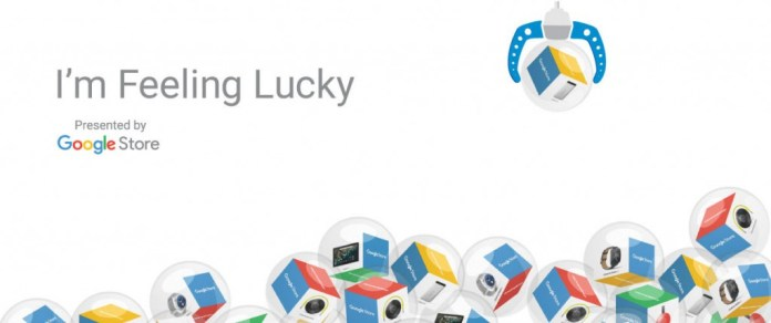 Google Store - Im Feeling Lucky