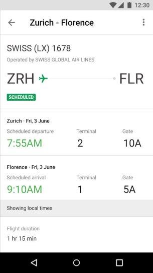 Google Trips 7