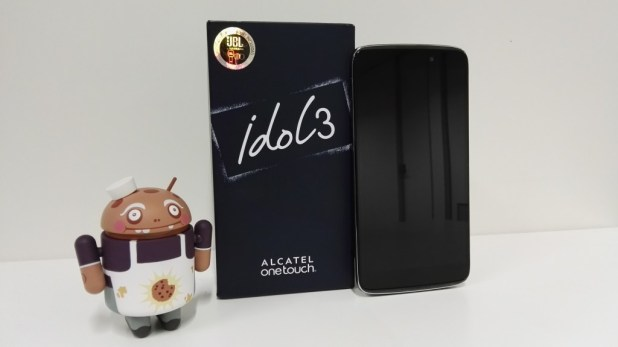 Alcatel OneTouch Idol 3 (5.5) — Review