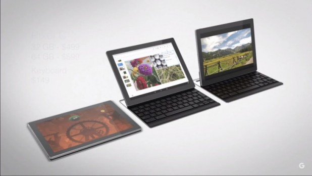 Pixel C disappears from the Google Store - Ausdroid