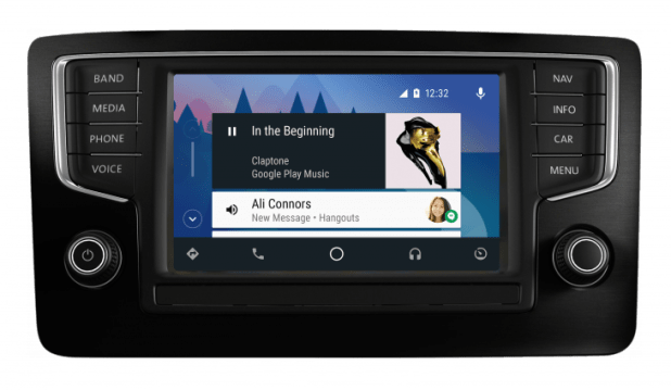 Android Auto - Home