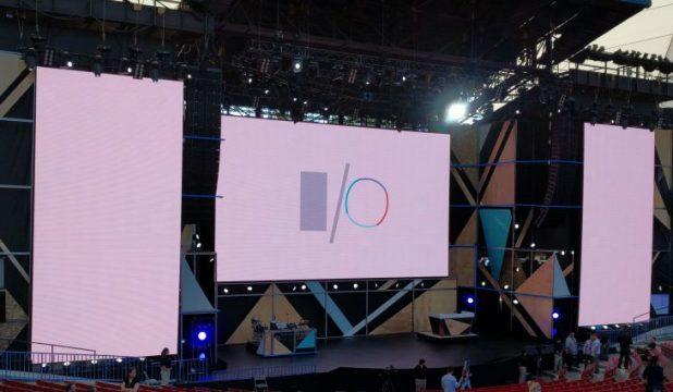 Google IO 2016 Amphitheatre