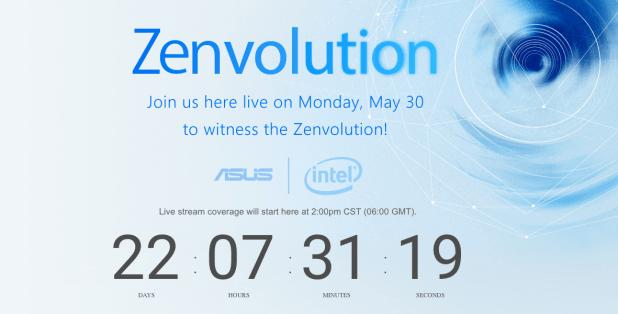 asus zenvolution event computex