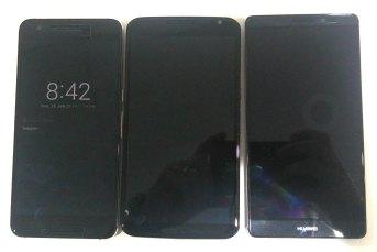 Nexus 6P vs Nexus 6 vs Mate 8