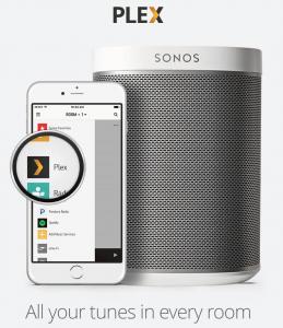 Sonos Plex