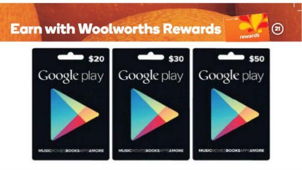 Woolworths Rewards - GPGC