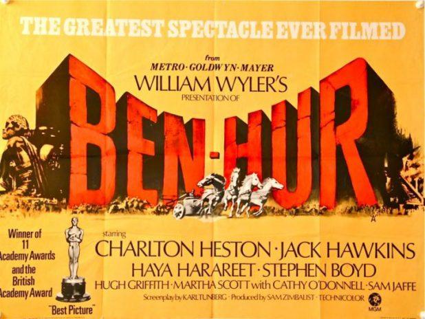 Ben Hur (Oscars RR) Quad