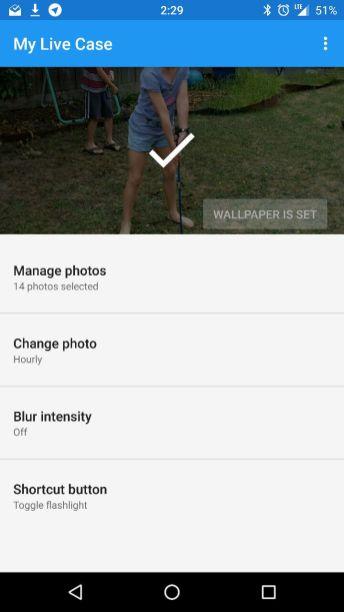 Live Case App - Photos