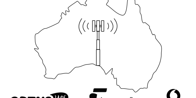 Australia's mobile frequencies: 3G, 4G, and LTE bands