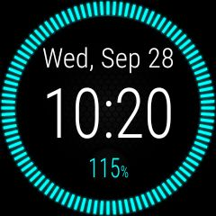 Polar - Activity Watch Face - Full