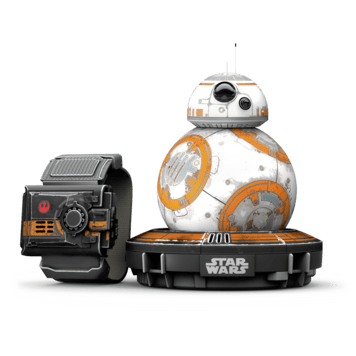 Sphero BB8 and ForceBand wristband IFA 2016
