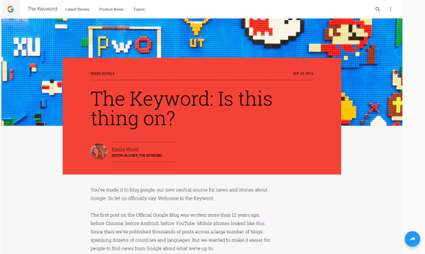 the-keyword-blog