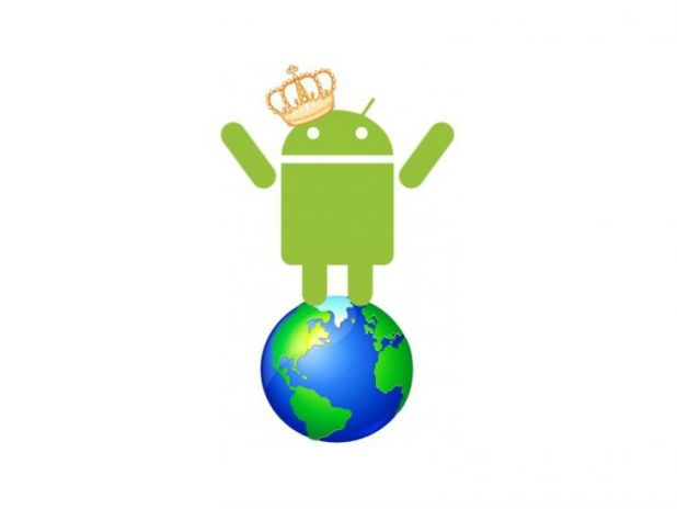 android-globe