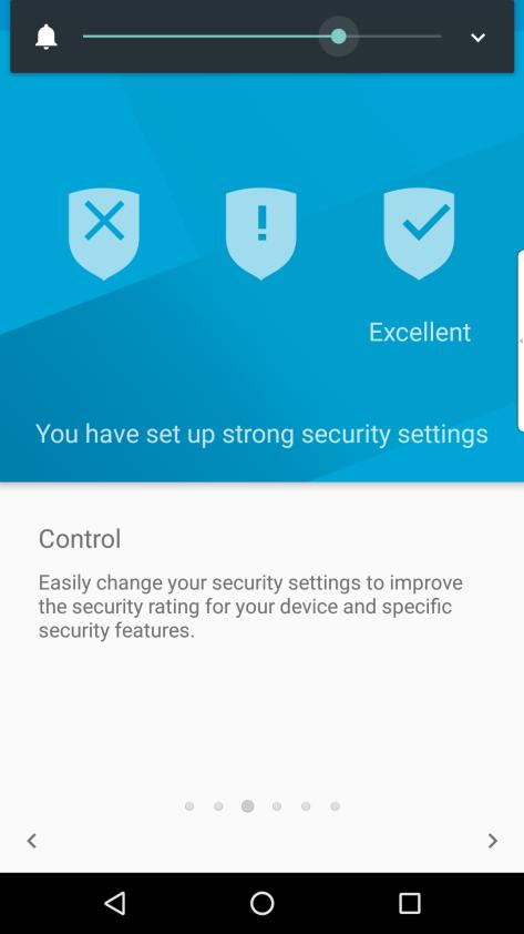DTEK Security Screenshot 3