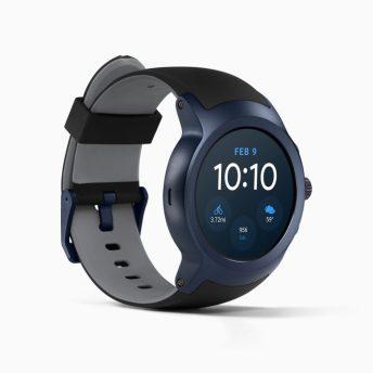 LG Watch Sport Dark Blue