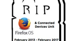 Mozilla is officially killing off its disastrous and ill-fated Firefox OS